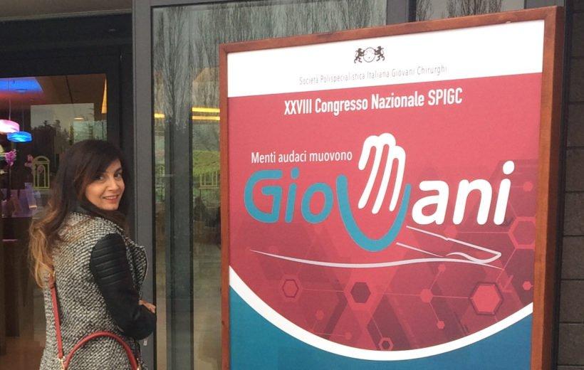Liana Zorzi Congresso SPIGC