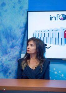 Liana Zorzi ospite a INFORMATV