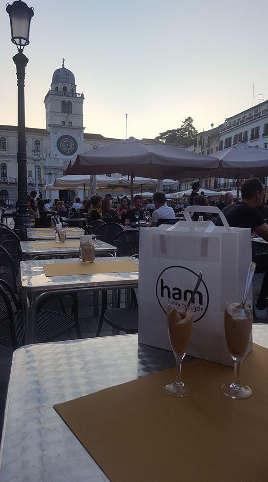 Mangiando cose buone a Padova
